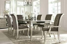 Modern Table Set Large Size Of Kitchen Glass Dining Mid