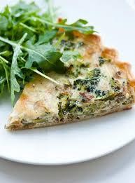 cuisine ricardo com broccoli quiche ricardo