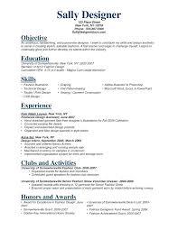 Sample Resume Objective For Fresh Graduates Objectives Samples Example Templates Examples Music Teacher