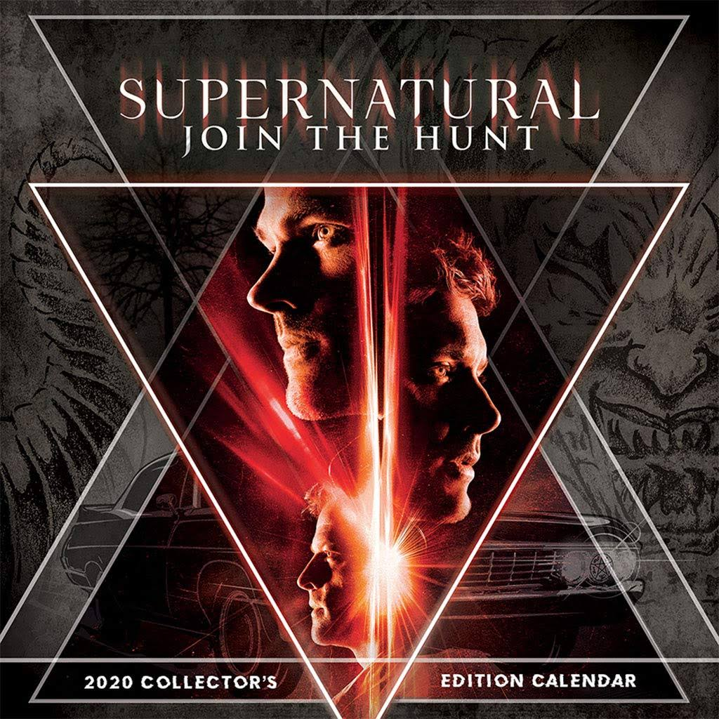 Supernatural 2020 Collector's Edition Calendar - Trend International