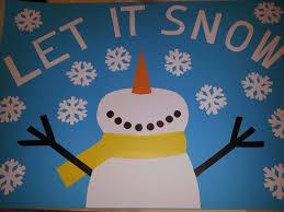 Kindergarten Winter Door Decorations by Best 25 Winter Bulletin Boards Ideas On Pinterest Daycare