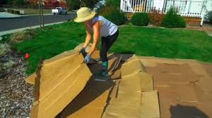 Convert Your Lawn By Sheet Mulching - YouTube Backyards Chic Backyard Mulch Patio Rehabitual Homes Bliss 114 Fniture Capvating Landscaping Ideas For Front Yard And Aint No Party Like A Free Mind Your Dirt Pictures Simple Design Decors Switching From To Ground Cover All About The House Time Lapse Bring Out Mulch In Backyard Youtube Landscape Using Country Home Wood Chips Angies List Triyaecom Dogs Various Design Inspiration For New Jbeedesigns Outdoor Best Weed Barrier Borders And Under Playset Playground