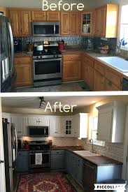 Rustoleum Cabinet Refinishing Kit From Home Depot by Cabinet Paint Colors For Small Kitchens Coat Lowes Kit