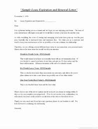 Rent Increase Letter Sample Luxury Printable Sample Lease Expiration