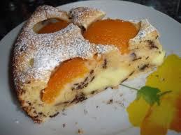 aprikosen pudding ameisenkuchen