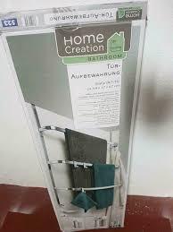 tür aufbewahrung ca 64x17x87 cm neu badezimmer handtücher