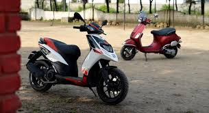 125cc 150cc Scooter Market To See Expansion In India