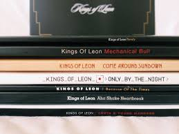 Kings Of Leon Vinyl Collection | Cool Stuff :D | Pinterest | Kings ...
