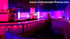 aménagement club concept décoration discothèque relookage boîte