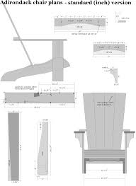 Adirondack Chair Plans In Standard Inch Dimensions | Wood Projects ... Padded Folding Chair White Officeworks Lifetime Plastic Seat Metal Frame Outdoor Safe Untitled Shower 650m Seats Adjustable Brackets And Sports Pnic Time Family Of Brands Sandusky Carolina Maren Guestmulti Use Product Luxury Cover For Bridal Sweet 16 Birthday Etsy Enamour American Standard Sonoma Height View Larger Office Desk Cm Table Height Ozark Trail Umbrella Assortment Walmartcom