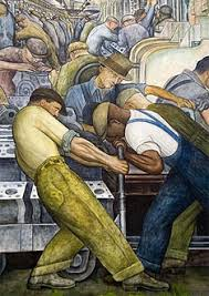 diego rivera s ghost in detroit broad street review
