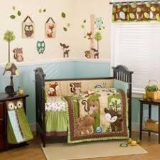 Woodland Creatures Nursery Bedding by Outdoor Theme Baby Room Forest Animal Nursery Foxley U0027s Room