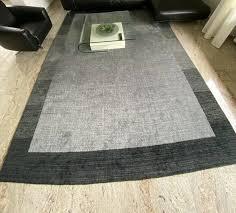 wohnzimmer esszimmer teppich