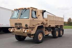 100 5 Ton Army Truck Monthly Military The FMTV