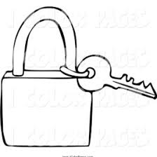 Best Key Clip Art Coloring Pages Adult
