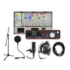 What Is The Best Home Recording Equipment Package