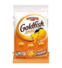 GOLDFISHR BAKED SNACK CRACKERS