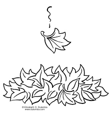 Fall Leaf Pile Clipart · Pile Leaves Clipart Black And White