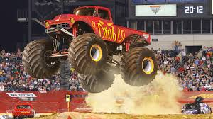 Monster Jam Introduces Hispanic Truck, 'El Diablo' | Fox News Monster Jam Returns To Anaheim This Jan Feb Macaroni Kid Anaheim California Monster Jam February 7 2015 Allmonster Photos 1 Stadium Tour January 14 2018 2016 Team Scream Racing To 2017 Maximize Your Fun At Review At Angel Of Trail Mixed Memories Our First Trucks Galore Returns The Miniondas Fs1 Championship Series Pit Party Hlights Monsterjam Ad