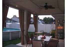 patio curtains ideas lovely patio furniture sets with outdoor