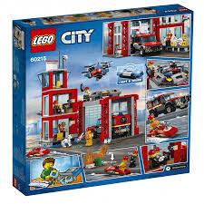 100 Lego Fire Truck Games LEGO CITY 2019 1st Wave Rescue Candidbricks