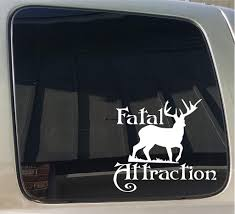 Fatal Attraction Deer Bow Rifle Muzzle Loader Black Powder Hunting ... Deer Hunting Decals Stickers For Cars Windows And Walls Huntemup Fatal Attraction Bow Rifle Muzzle Loader Black Powder Womens Life Love Brohead Decal Bowhunting Buck Car Doe Hunted Hunter Etsy Set Of 4x4 Off Road Realtree Turkey Truck Ebay Craft Beards Bucks Skull Wall Vinyl Window Detail Feedback Questions About Whitetail Buck Hunting Car Gun Antler Laptop Earlfamily 13cm X 10cm Heart Shaped Browning Style Sika Deer Decal Maryland Flag Sticker Reed Camo Marsh Weed