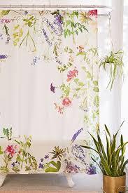 Orange Shower Curtains Bathroom Curtains