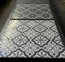patterned ceramic floor tile goenoeng