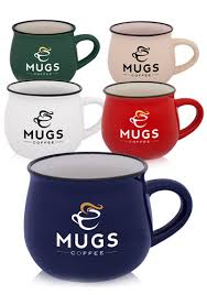 Custom Coffee Personalized With Logo From Discountmugs Mugs Clipart Plain Red