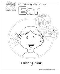 An Introduction To The Ear Coloring Book