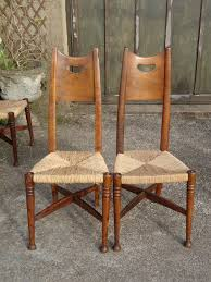 100 Birch Dining Chairs Set Of Eight William In Ash Antiques Atlas