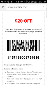 Staples] Staples: Coupons Megathread - Page 5323 ...