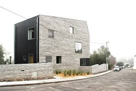 100 Wallhouse WALL HOUSE ANDROL ArchDaily