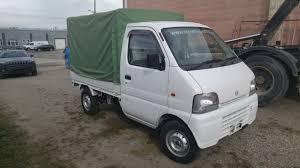 100 Canvas Truck Cap 1999 Suzuki AC PS Rear Canopy 13393km Street Legal Atv