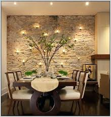 Lovely Home Decor Living Room For Dining Ideas With Goodly Wall