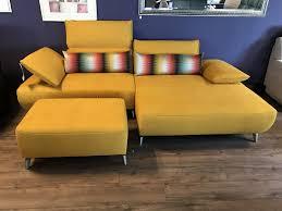 mein ausstellungsstück sofa mit großer chaiselongue
