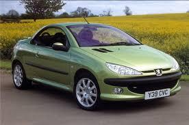 Peugeot 206 CC 2000 Car Review