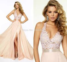 pretty light blue chiffon long prom modest prom dresses mint