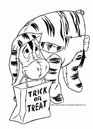 Free Printable Coloring Halloween Disney Pages 72 For Seasonal Colouring With