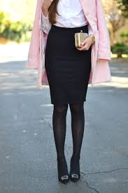 Pink Coat Work Wear Woolworths Pencil Skirt Dune Heels Forever New Clutch