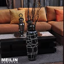 Living Room Vases Nakicphotography Throughout Decorative For