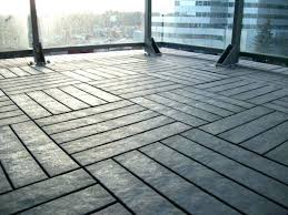 Balcony Floor Ideas Cheap Flooring Medium Size Of Patio Within Good Outside Wood Outdoor Go Apartment