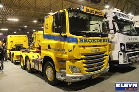 100 Used Heavy Trucks For Sale DAF CF Euro 6 At The Mega Festival DAF