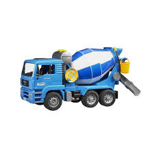 100 Cement Mixer Toy Truck Bruder MAN TGA NEW IN BOX 2744 116 Concrete