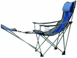 eddie bauer folding chair with footrest folding chairs
