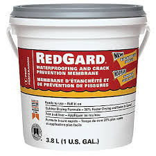 Durock Tile Membrane Canada by Custom Building Products Redgard Waterproofing And