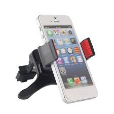 Strong Clamp Mobile Phone Holder Universal Car Mount Air Vent Holder For