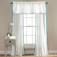 Plum And Bow Blackout Pom Pom Curtains by 67 Best Curtains And Drapes Images On Pinterest Curtains Window