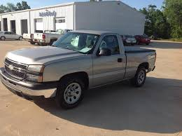 Dadeville - 2007 Chevrolet Silverado 1500 Classic Vehicles For Sale