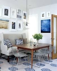 Banquette Seating For Small Dining Room Spaces Rooms